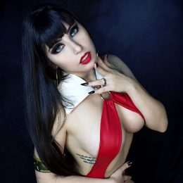 Vampirella By Danielle Vedovelli