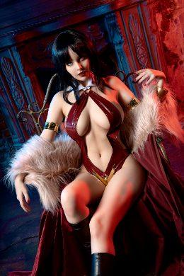 Vampirella By Helly Valentine