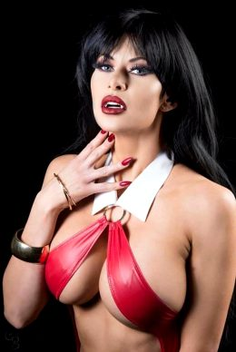 Vampirella By Ireland Reid