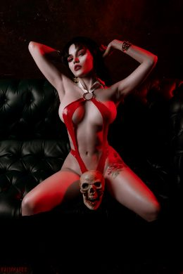 Vampirella By KalinkaFox
