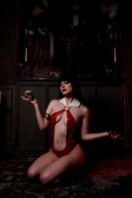 Vampirella By Kamiko Zero