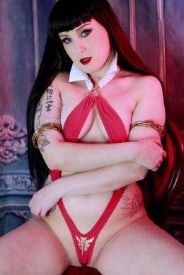 Vampirella By Melissa Drew