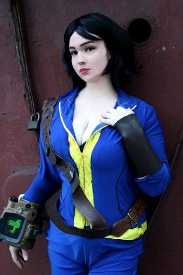 Vault Dweller By Lady Death Cosplay