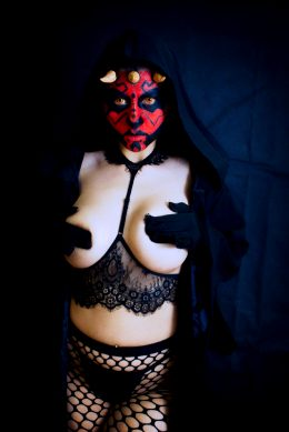 Wanna Join Me In The Dark Side ?