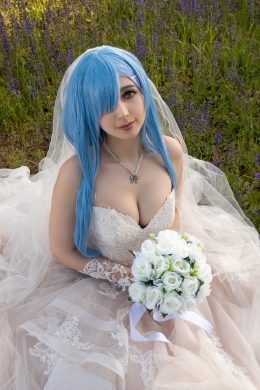 Wedding Rem By Gumihocosplay