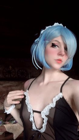 What Services Do You Require Today? Rem From Re:Zero By X_nori_