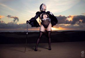 Widow 2B By Mikomi Hokina