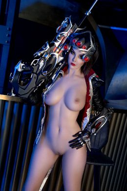 Widowmaker Sexy Cosplay