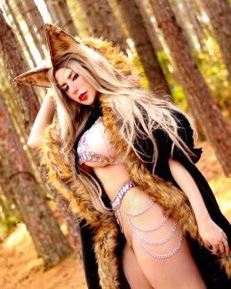 Wild Wolf By Giu Hellsing