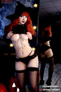Witch By Rainbow Satanica