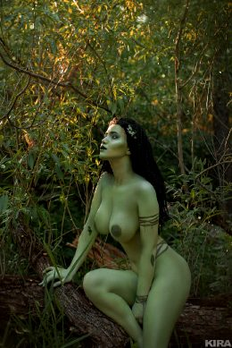 Witcher – Dryad Morenn By Lada Lyumos