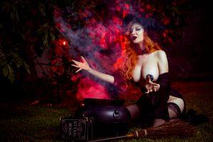 Witchy Woman By Ashlynne Dae
