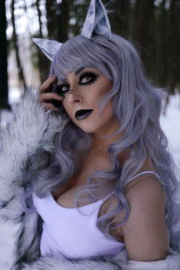 Wolf Girl By Darkrei