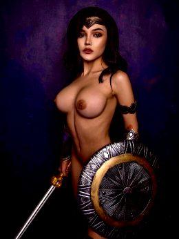 Wonder Woman By Kalinka Fox