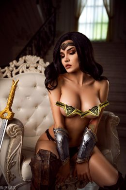 Wonder Woman By KalinkaFox