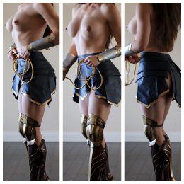 Wonder Woman By Naughty4nerds