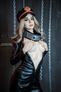 Would You Ask Camie To Take Hands Off? By Kanra_cosplay