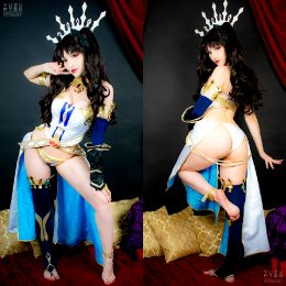 Would You Like Ishtar To Belly Dance For You Tonight ? ♥ – Ishtar Cosplay By YuzuPyon