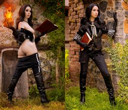 Yennefer From Witcher 3 By Gumihohannya