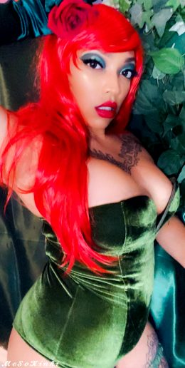 """You Seem To Have Me Confused With Some Warm-blooded Damsel In Distress"" – Poison Ivy"