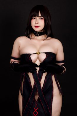 Yu Miaoyi Cosplay By UyUy
