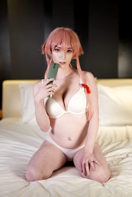 Yuno Gasai By Ruby.Gloooom