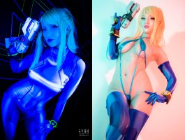 YuzuPyon As Samus