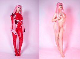 Zero Two On/off By Gumihocosplay