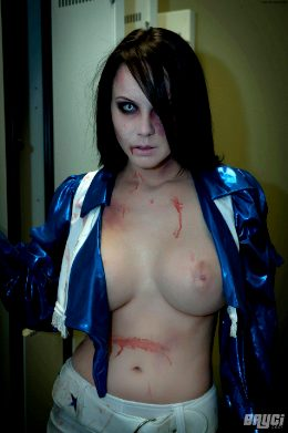 Zombie Cosplay By Bryci